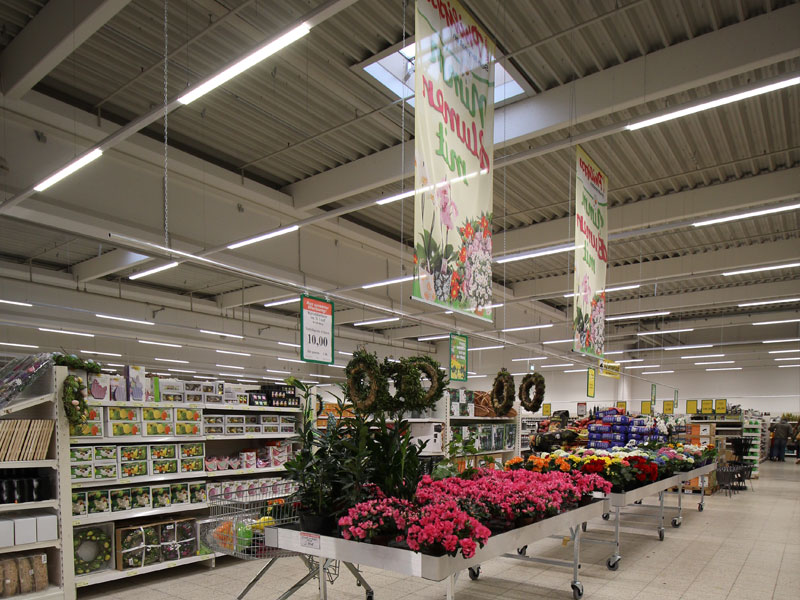 Supermarket Lighting Solutions